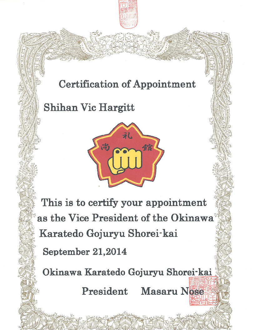 certificate-of-appointment