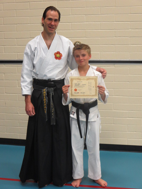 peter and liam_black_belts_karate_dojo