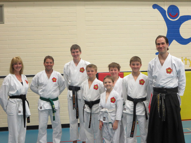 pincher creek dojo shorei kan karate