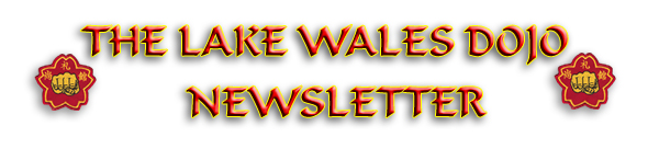 the lake wales dojo newsletter shorei kan karate