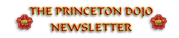 the princeton newsletter shorei kan karate