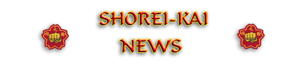 the shorei kan bulletin karate news