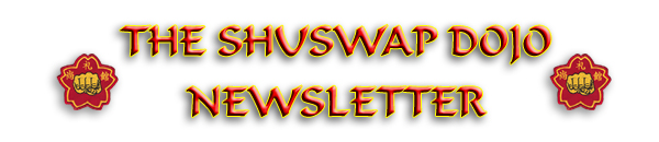 the shuswap karate dojo newsletter